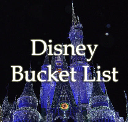 Reviews of Disney-Bucket-List-worthy things to do