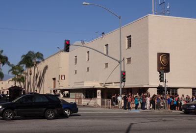 The Warner Bros. Studios lot