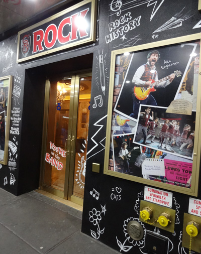 School Of Rock On Broadway A Review Of School Of Rock The Musical
